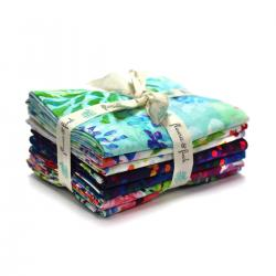 9653-529 The Paper Garden Fat Quarters